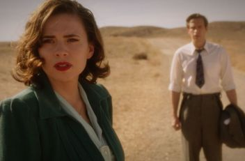 peggy and jarvis in the desert